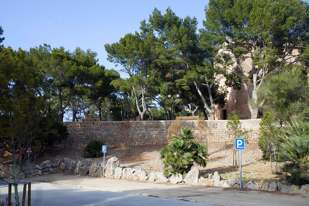 Atalaya de Alcudia Parking Hermita de la Victoria