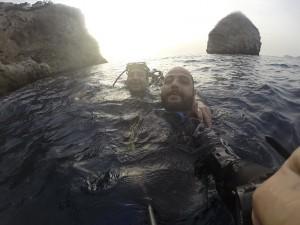 inmersion la mola andratx