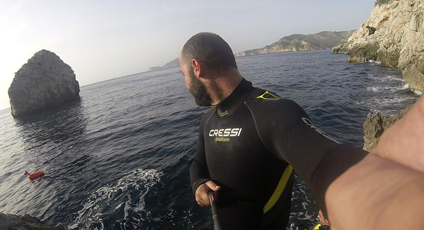 Inmersión La Mola Andratx