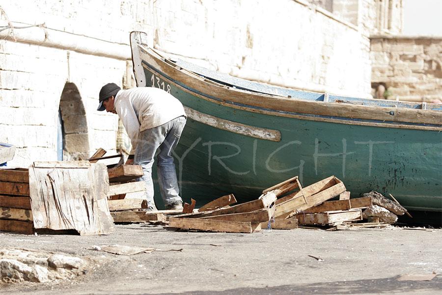 Essaouira pescador