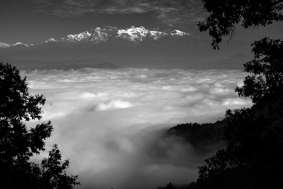 Vistas desde Bandipur