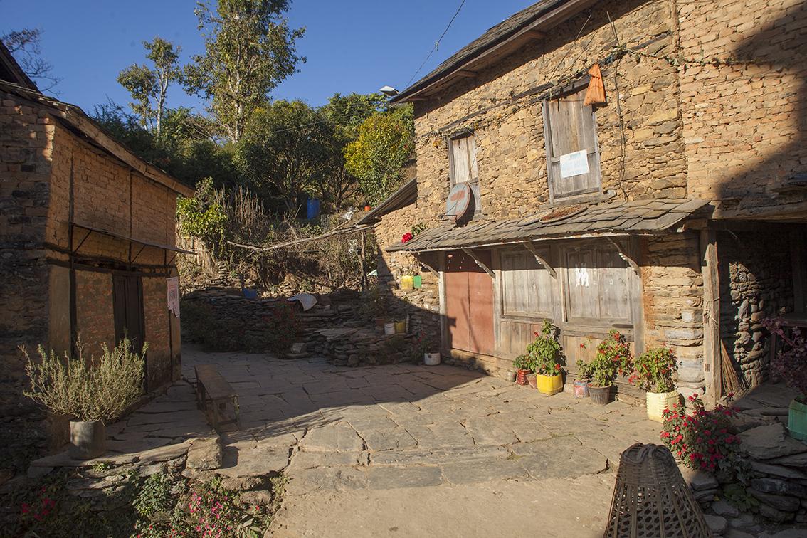 Calles Bandipur Nepal
