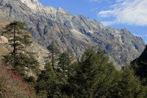 trekking valle de Langtang