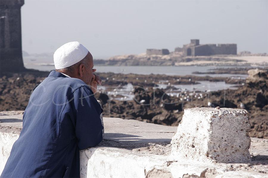 Essaouira vistas costa