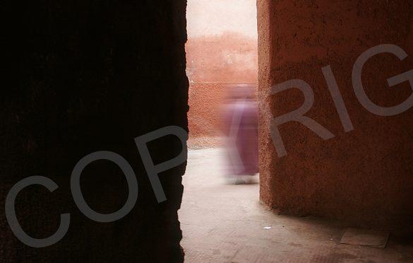 Callejeando. Marruecos
